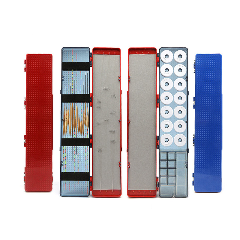 Image 4 - Professional Multifunctional Float Fishing Line Box Winding Board Accessories Storage Case Fishing Tackle Boxes-in Fishing Tackle Boxes from Sports & Entertainment