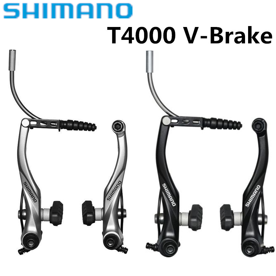 Universal V-Brakes /& Levers/& Cables Kit For Mountain Bike Road Bicycle Cycling