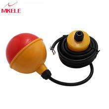 3 метровый кабель no/nc Поплавковый выключатель 10 ~ 60 ℃ уровень