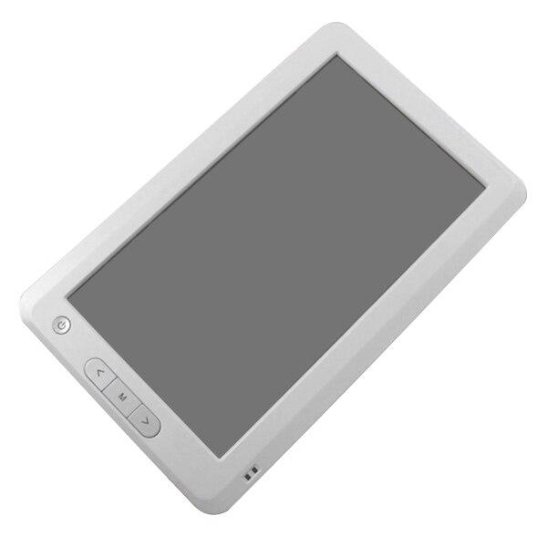 CLATE 7 inch 4 gb ספר אלקטרוני קוראי קיבולי TFT מגע-מסך ספר אלקטרוני e-דיו קורא 2100 mah MP3, WMA PDF HTML