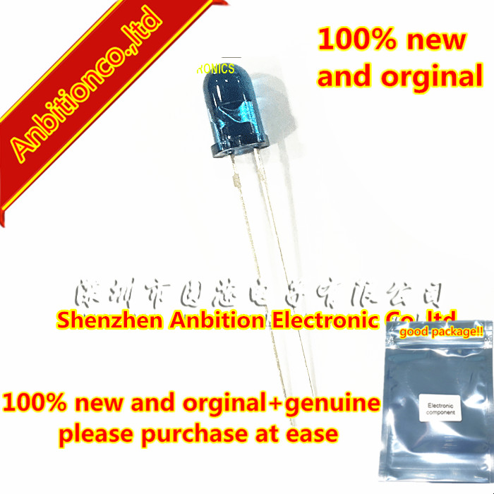 10pcs 100% new and orginal LTE-3271TL Infrared Emitter Tube 5 mm Wavelength 940 nm Infrared Light Emitting Diode Angle in stock