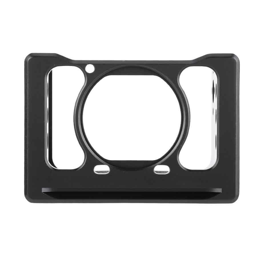 Beschermende Aluminium Camera Cage Mount voor Sony RX0 II met Meerdere 1/4 Inch Draad Hot Koop