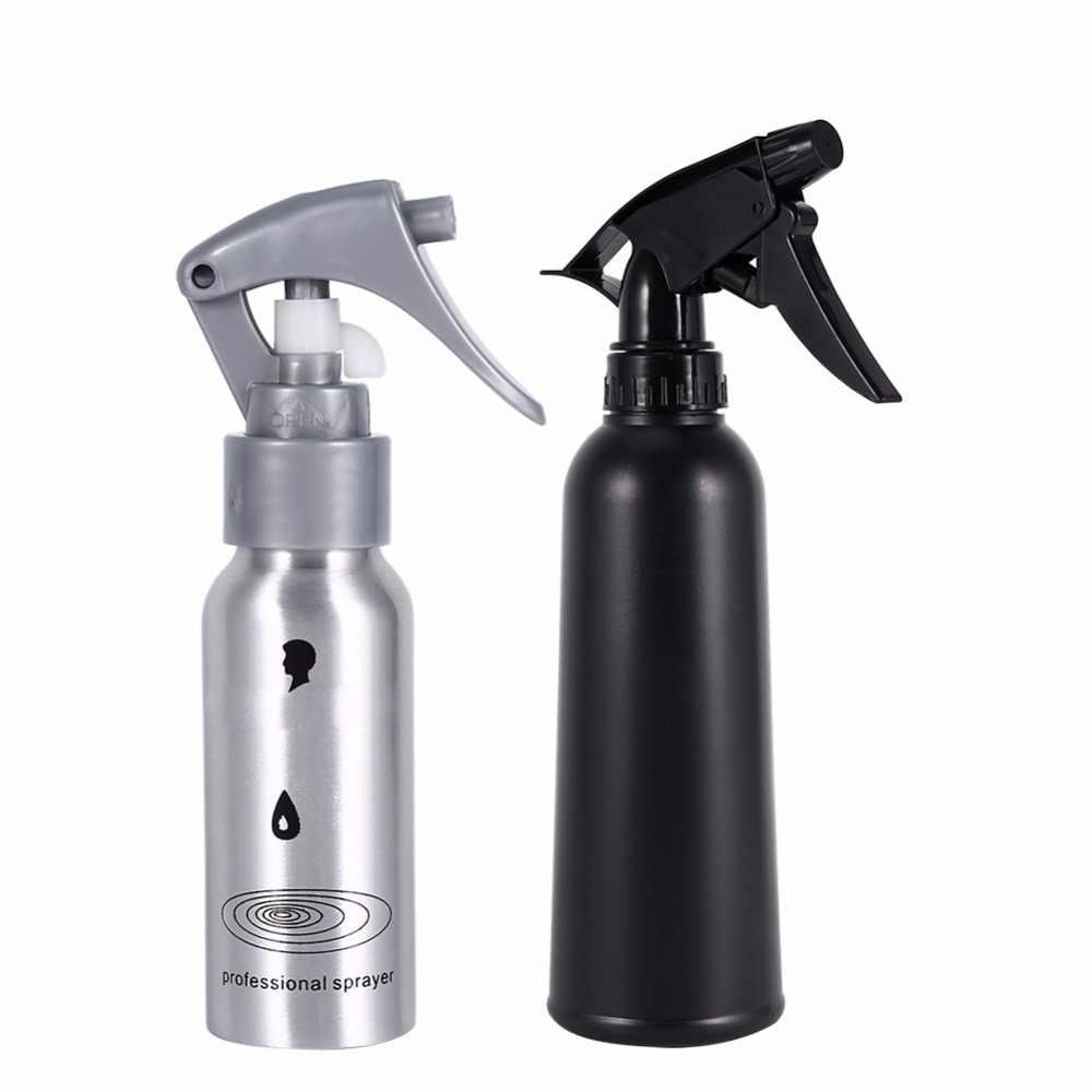 60/200/350/450 ML Salon do pielęgnacji włosów Spray puste do włosów aplikator do butelek fryzjerstwo kwiaty roślin wody opryskiwacz do rozpylania mgły