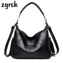 93f23cc5339a8 Mode Luxus Handtaschen Frauen Schulter Tasche Große Leder Schwarz Tote  Tasche Casual Flut Damen Einkaufen Geschäft Hand Taschen .