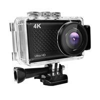 Mini Touch Screen Ultra HD 4K/30fps Camera WiFi 2.35 170Degree Underwater 30m Waterproof Helmet Camera