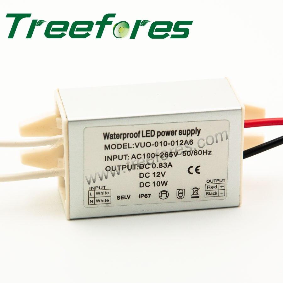 Us 915 8 Off12 W Dc 12 V 24 V Ip67 Mini Transformator Led Na Zewnątrz Oświetlenie Ogrodowe Saa Rohs Ce 12 Watów Mocy Dostaw Sterownik W