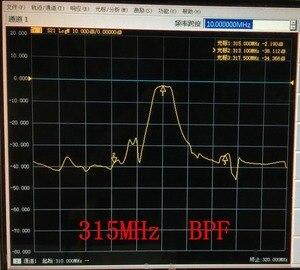 Image 4 - DYKB ile 315MHz 433 MHZ bant geçiren filtre almak uzaktan kumanda HD dijital şanzıman amatör radyo amplifikatörler