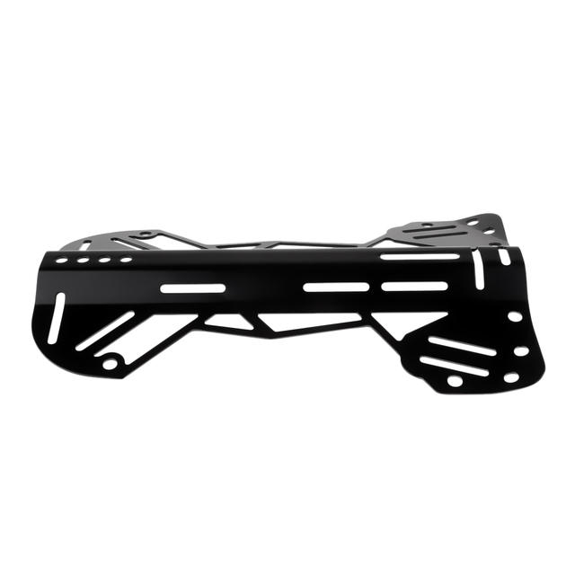 MagiDeal Scuba Tech Diving Black Aluminum Backplate for BCD Harness System Hardware Accessories