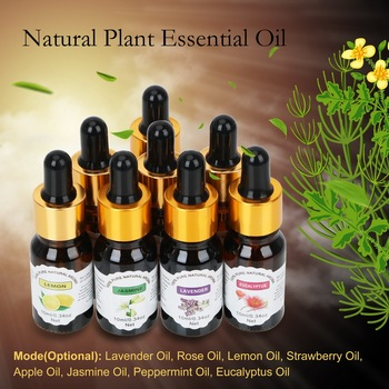 10mL Natural Plant Essential Oil Air Freshener Automobiles Vents Fragrance Aromatherapy Car Styling for Humidifier Car Perfume