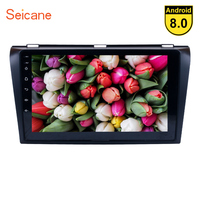 Seicane Android 8.1/8.0 Car Multimedia Player GPS Radio for 2004 2005 2006 2009 Mazda 3 support Steering Wheel Control TV tuner