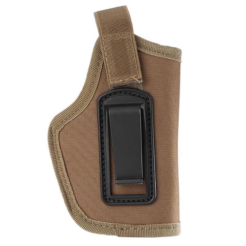 Universal Hunting Holster Bag Concealed Carry Holsters Belt Metal Clip Iwb Owb Holster Airsoft Bag Hunting Articles Access Control Electric Lock
