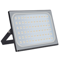 5Pcs Ultrathin LED Flood Light 500W LED Floodlight IP65 Waterproof 220V 110V 500 watt LED Spotlight Outdoor Lighting