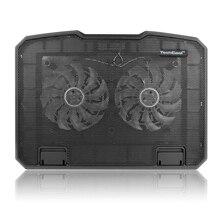 NCP78B multi-угол повышение dual fan notebook cooler Ноутбук охладитель