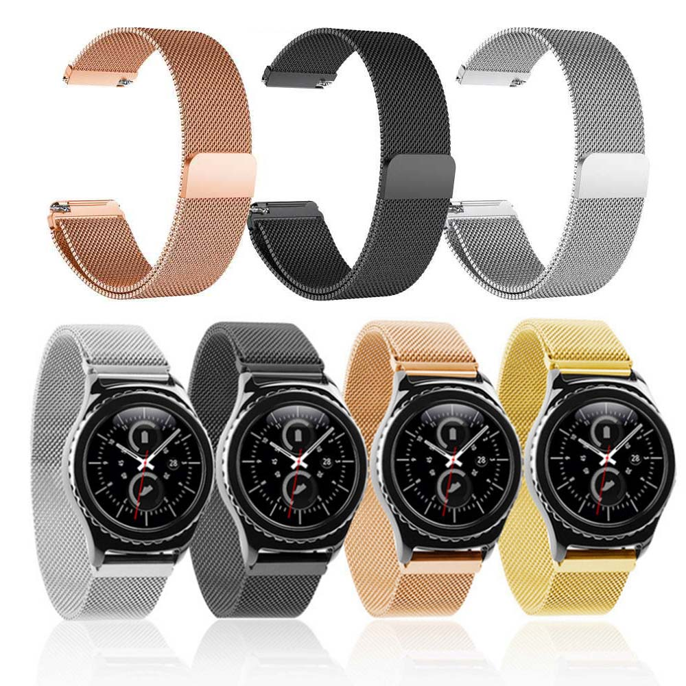 22mm 20mm 18mm For Samsung Gear sport S2 S3 Frontier Classic Band huami amazfit bip Strap huawei GT 2 galaxy watch 42 46mm strap22mm 20mm 18mm For Samsung Gear sport S2 S3 Frontier Classic Band huami amazfit bip Strap huawei GT 2 galaxy watch 42 46mm strap