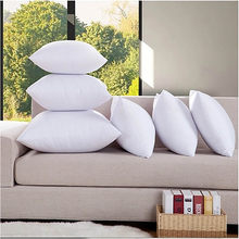 White Head Pillow Filling for Sleeping Bed Sore Neck Pillow Square Cotton Pillow Filler Non-woven Bedding Core Inner Cushion 5(China)
