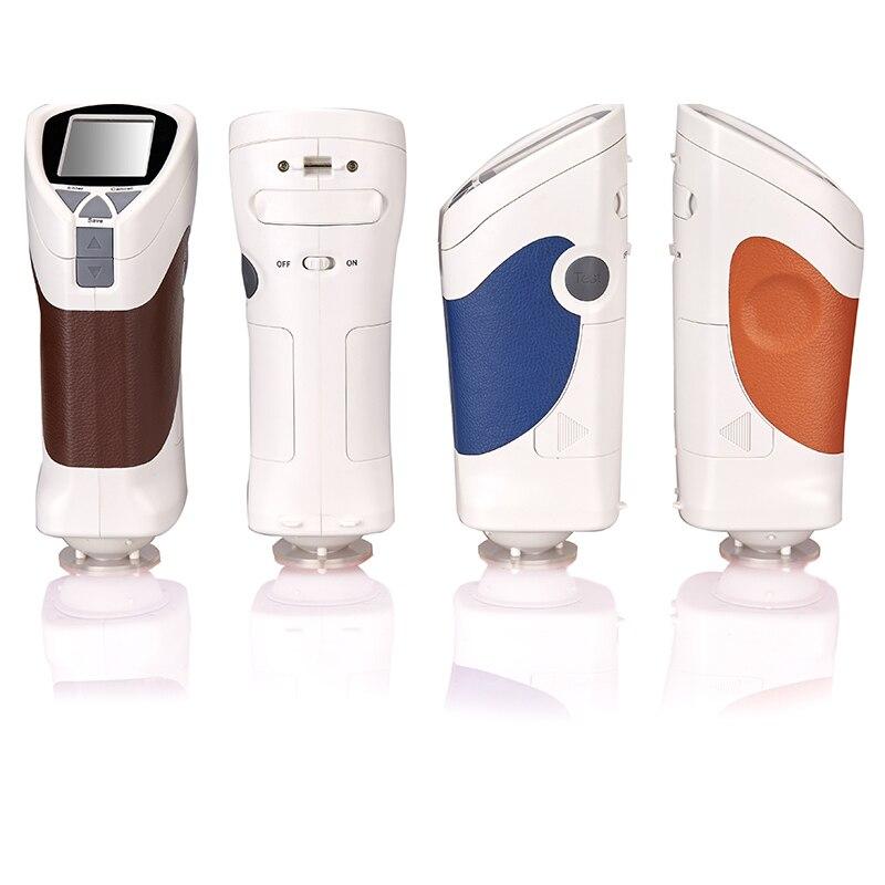 CS-10 8mm Portable Digital Colorimeter Color Meter Color Analyzer Color Difference Machine