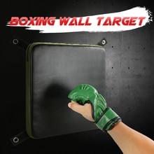 Square Foam Boxing Bag Focus Target Strike Fighting Pad Wall Punching Solid Taekwondo Karate Battle Training