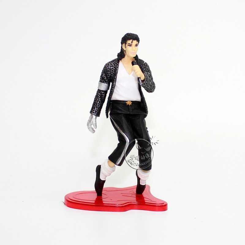 0S.H.Figuarts SHF Michael Jackson PVC Action Figure New