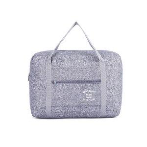 Image 5 - Wysokiej jakości wodoodporna torby podróżne Oxford kobiety mężczyźni duża worek marynarski organizator podróży torby bagażowe kostki do pakowania torba weekendowa