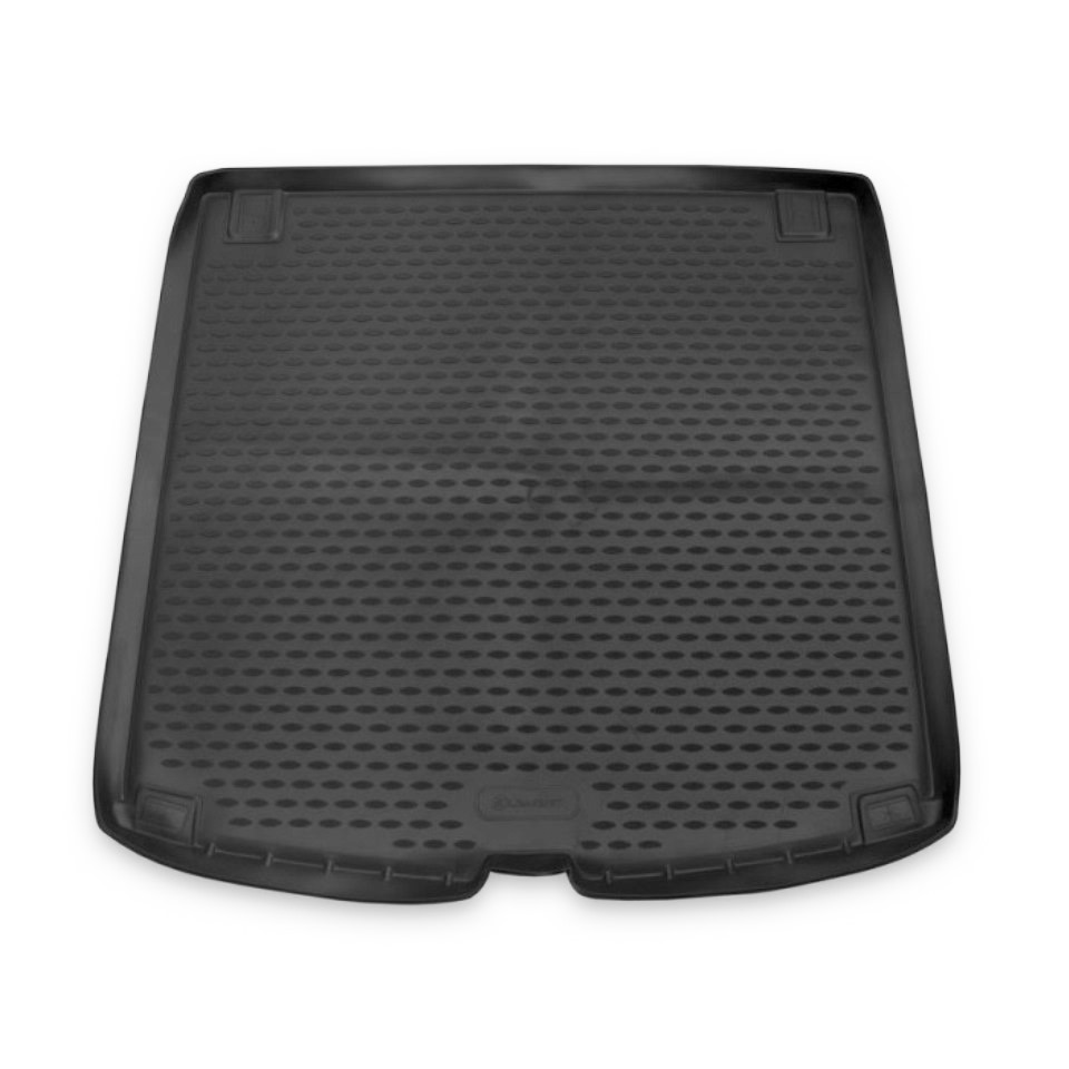 For BMW 5-series Touring 2004-2010 WAGON black car trunk mat Element NLC0511B12 for bmw x6 2008 2014 black car trunk mat without adaptive mounting system element nlc0518b12