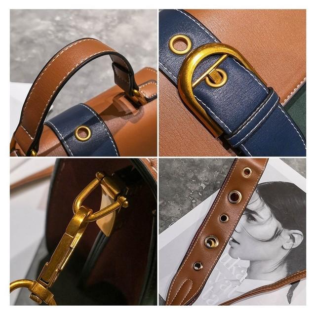 Women's Fashion Leather Crossbody Bag