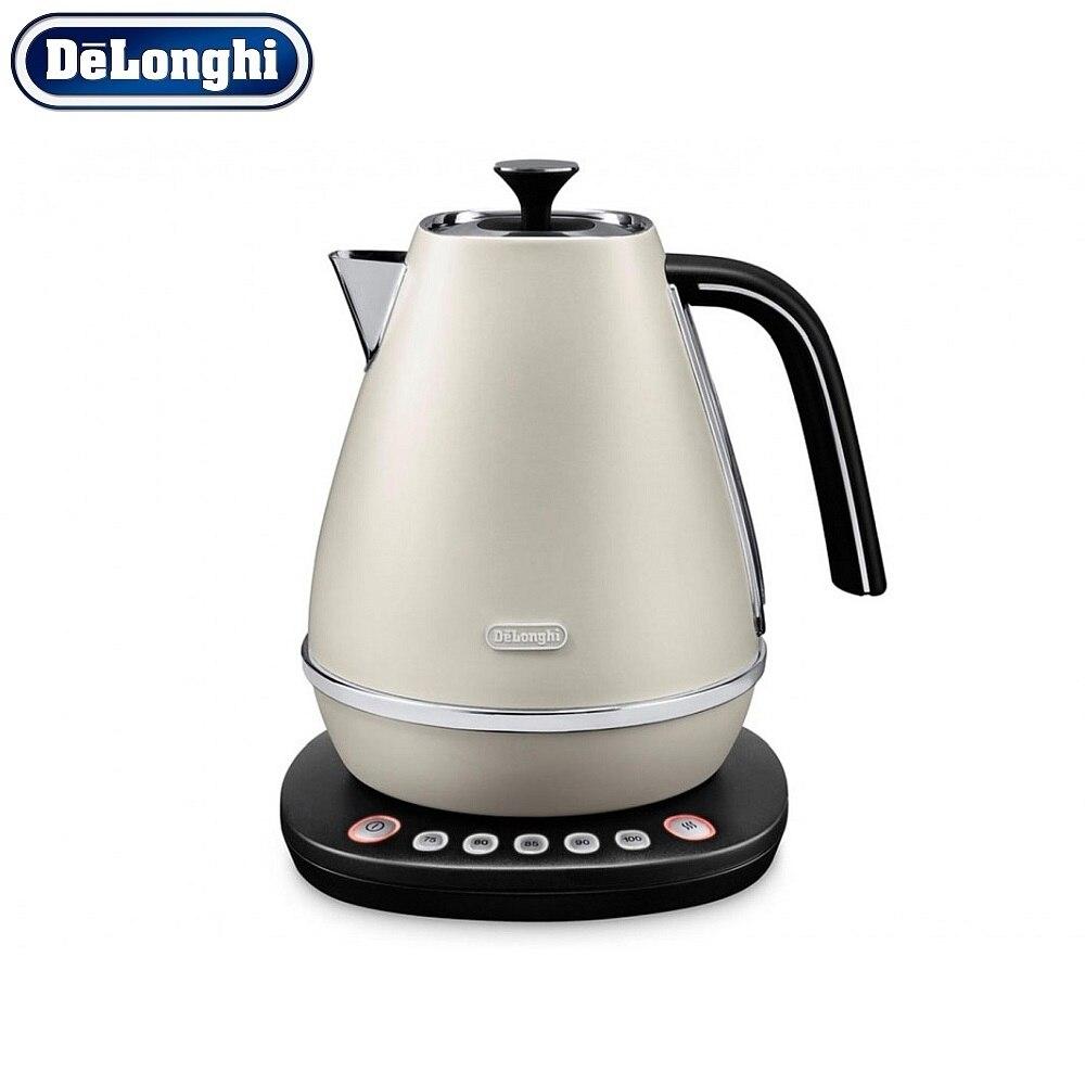 Electric Kettles Delonghi KBI 2011.W home kitchen appliances kettle make tea цена 2017