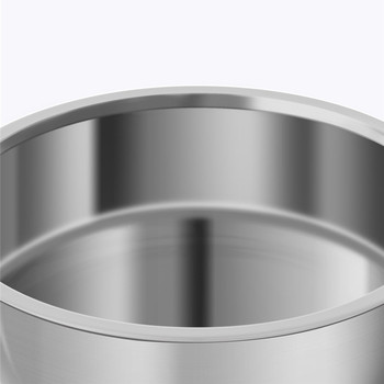 Xiaomi Stainless Steel Pet Dog Bowl Puppy Cats Food Drink Water Tilted Feeder With Base Pets Supplies Non-slip Feeding Dishes 4
