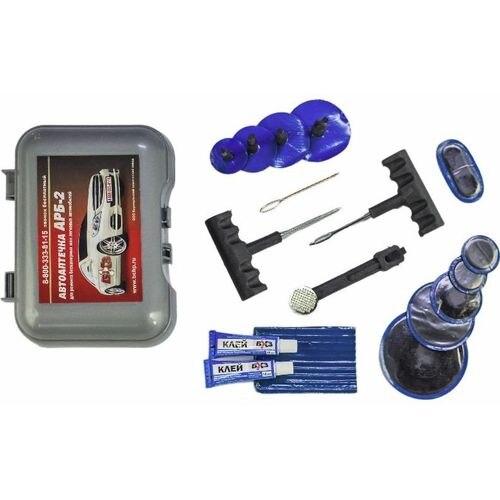 Автоаптечка БХЗ АРБ-2 repair tubeless tire car tire czk 3630 car air compressor pump electric auto tire inflator