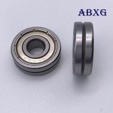 V628ZZ 628 8x24x8 мм V Рифленая выпрямитель руководство колесные подшипники 8*24*8 мм шкив подшипниках V паз Ширина 1.5 мм