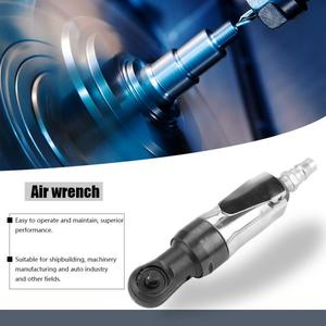 """Image 5 - Square Drive Straight Shank Pneumatic Air Ratchet Wrench Professional Tool 1/4"""" 3/8"""""""