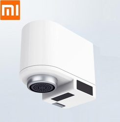 Protector de agua de inducción inteligente infrarrojo grifo de agua Anti-desbordamiento cabeza giratoria boquilla de ahorro de agua grifo de Xiaomi