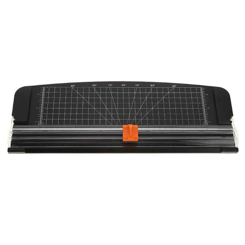 Portable Mini A4 Precision Paper Trimmer For DIY Scrapbook Photo Cutter Mat