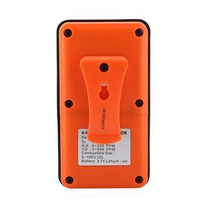 Image 5 - Capteur intelligent ST8900 détecteur multi gaz pour analyseur de gaz de compteur de gaz Rechargeable CO, O2, H2S, LEL