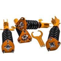 Para toyota celica 1990 93 coilover suspensões amortecedores bobina struts kit não ajustável amortecedor|Amortecedores e suportes| |  -
