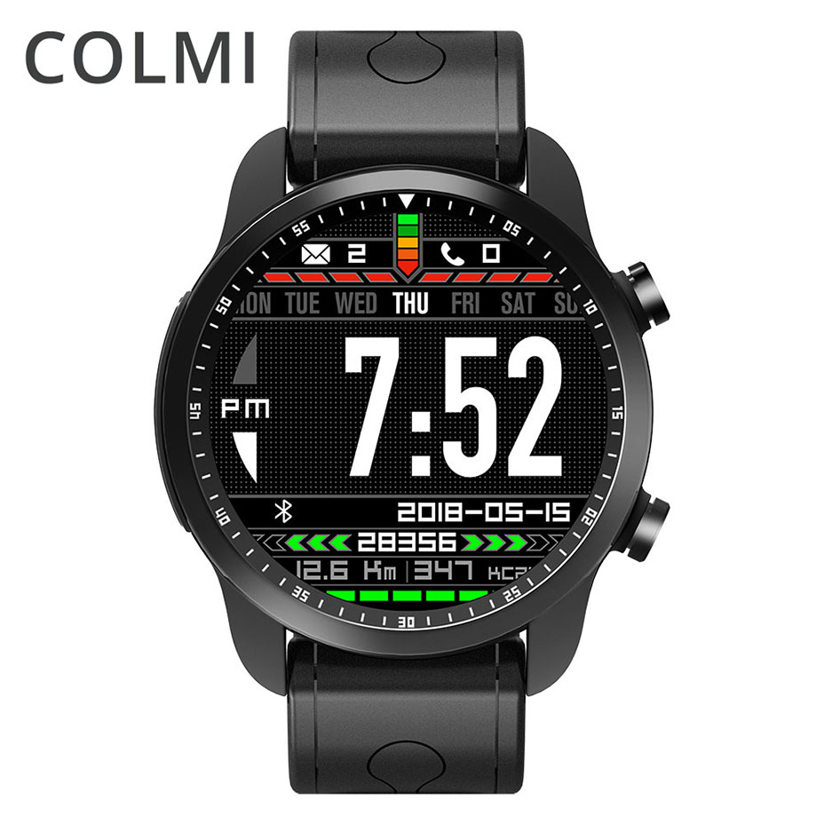 COLMI CKC03 Android 6 0 Smartwatch Phone GPS Wifi 4G MTK 6737 1 2GHz Smart Bracelet
