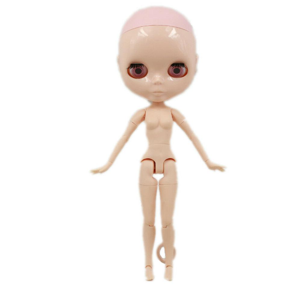 [wamami]  Neo Blyth Pink Leather Doll Without Makeup Nude Blyth Doll 12 Inches 19[wamami]  Neo Blyth Pink Leather Doll Without Makeup Nude Blyth Doll 12 Inches 19