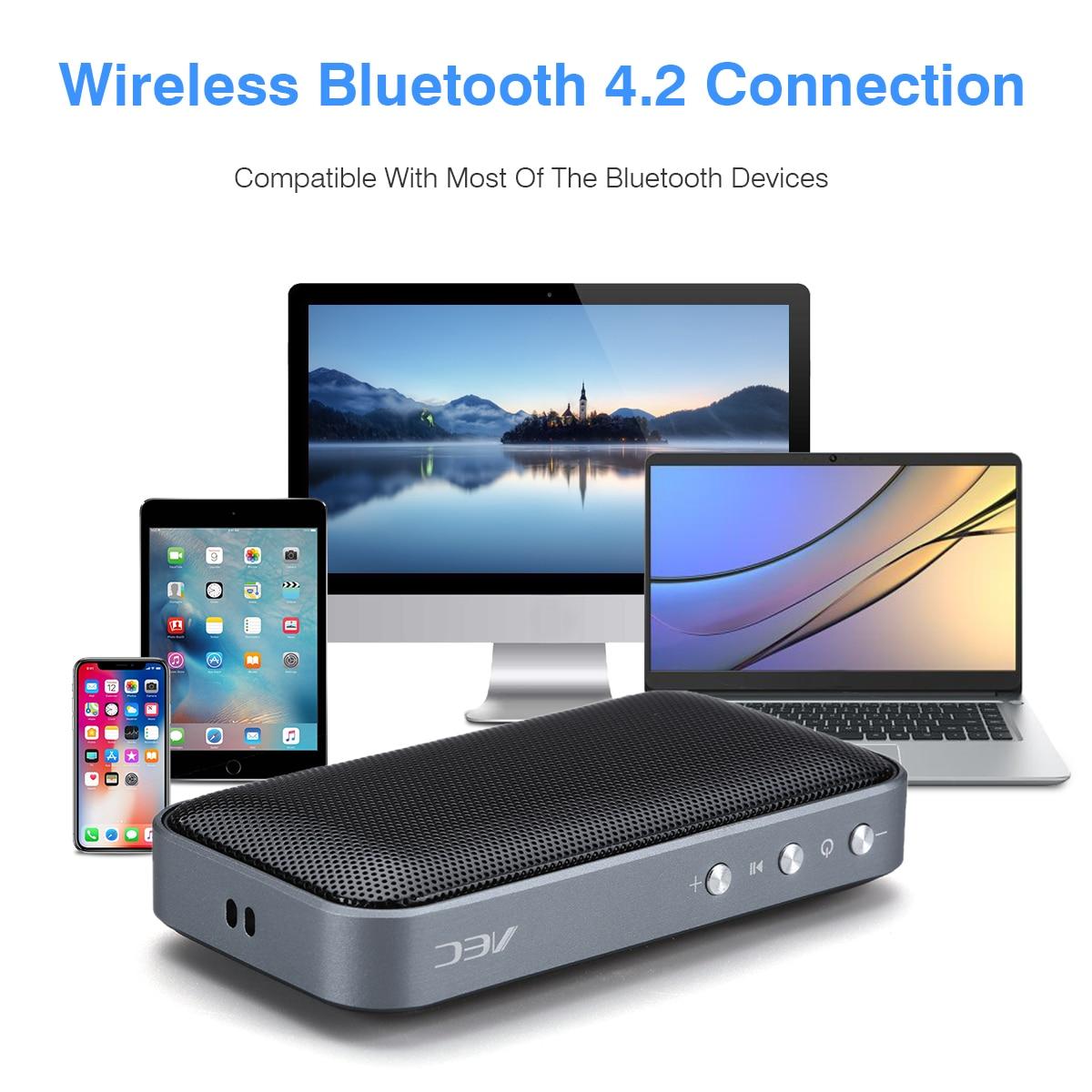 NEW Wireless Bluetooth 4.2 Speaker Portable Mini Stereo Loudspeaker Built In Mic