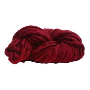 20 M Iceland грубая шерстяная пряжа толстая пряжа для вязания Hat