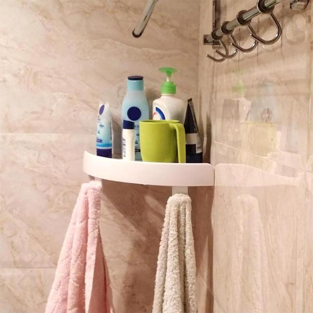 Bathroom Corner Shelf