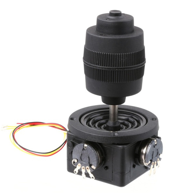4-axis Potentiometer Joystick 4d Jh-d400x-r4/r2 Rocker Hall Joystick Dimensional Resistance 5k 10k Sealed With Button Switch Clearance Price