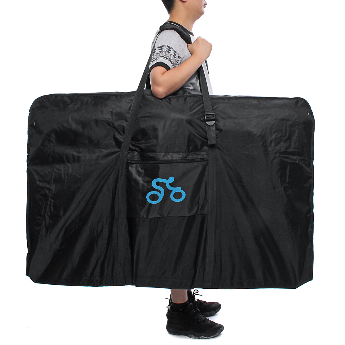 New 1680D Nylon Portable Bicycle Carry Bag for 26 29 Inch Cycling Bike Transport Case Travel