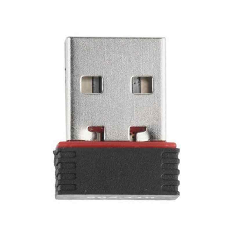 USB Nano Mini Không Dây Wifi Dongle Card Mạng LAN PC 150Mbps USB 2.0 Không Dây Mạng #17