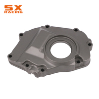 Motorcycle Engine Left Stator Crankcase Cover Crank Case Engine Cover For HONDA CBR600 F2 F3 1992 1998 CB600 Hornet 1998 2007