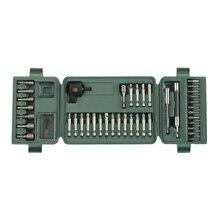 Набор бит KRAFTOOL 26154-H42 (42 предмета, SL / PH / TX / PZ, хвостовик - 1/4