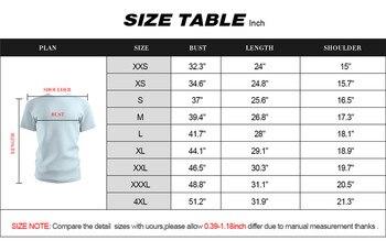 c15273883ed New 2019 Fashion 3D Funny Print Short Sleeve O-Neck Fake Naked