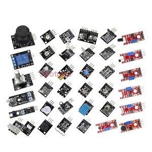 Image 3 - Raspberry Pi 3 Model B+/4B 37 IN 1 Sensors Kit Starter Kit also for UNO R3 for MEGA 2560 DIY Learning Suit