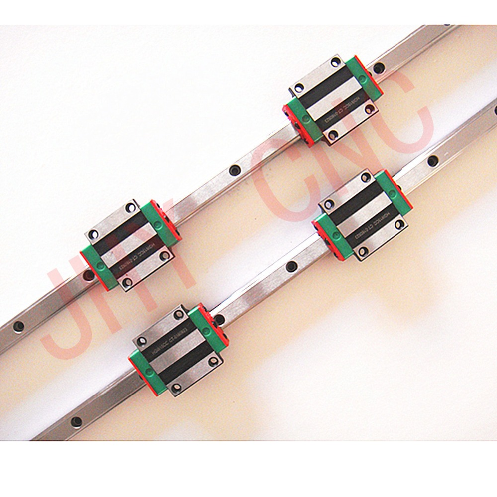 Guide rail profile Bearing Pillows Linear Actuator Parts HGW25-500mm QUALITY CONTROLGuide rail profile Bearing Pillows Linear Actuator Parts HGW25-500mm QUALITY CONTROL