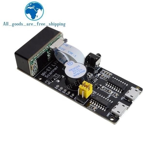 Qr /1d/2d/Scanner di codici V3.0 modulo di riconoscimento scansione codice a barre comunicazione seriale interfaccia Uart ingresso tastiera Usb