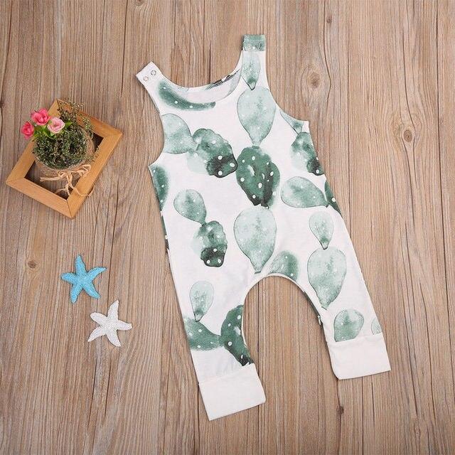 Pudcoco-vêtements en coton pour bébés   Barboteuse, pour garçons et garçons, tenue de jeu Z