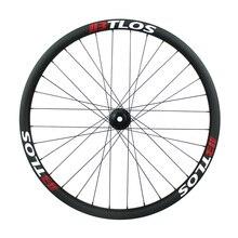 29er Asymmetric plus bike carbon wheelset - WM-i39A-9-N